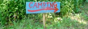 campingsign